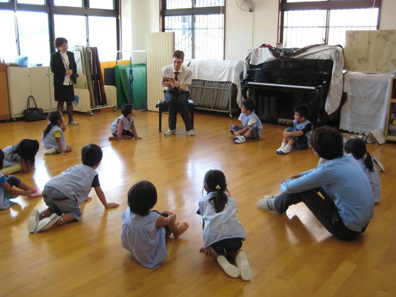 COCO塾 英会話教室スタート!