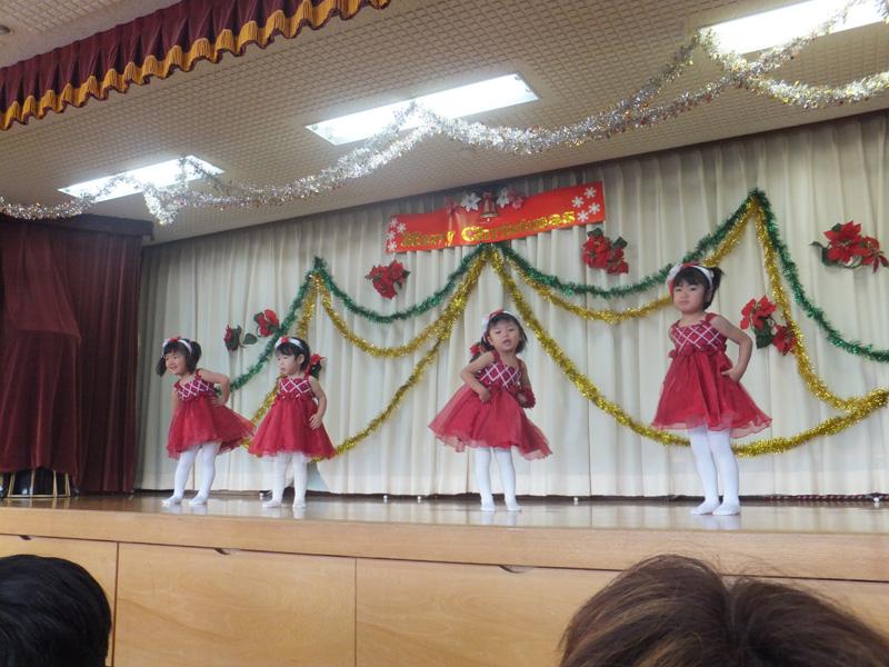 ◎クリスマスお遊戯会◎ ②