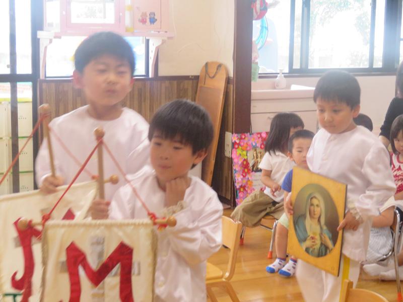 ◎聖母祭◎ ①